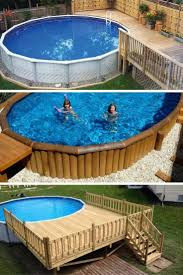 Cool Pool Ideas landscaping cool above ground pool landscaping for backyard ideas 2605 by guidejewelry.us