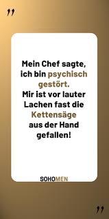Lustige Sprüche Lustig Witzig Funny Quote Qotd Mein Chef Sagte