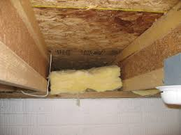 insulation for crawl space ceiling.  Space Insulation Not Aligned With Subfloor Or Joists To For Crawl Space Ceiling Y