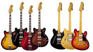 fender re release coronado starcaster fender coronado starcaster guitars