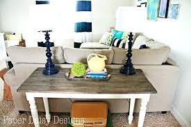 diy sofa table ana white. How Diy Sofa Table Ana White