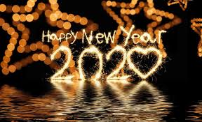 Happy New Year 2020 Wallpaper Images Download