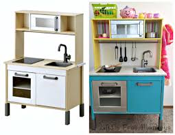 Play Kitchen Ikea Duktig Play Kitchen Makeover Ikea Hackers Ikea Hackers