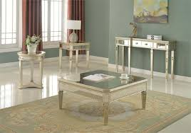 borghese mirror coffee table set t1830