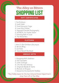shopping list by department looking for a holiday shopping list we ve made one for you the