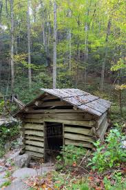tennessee great smoky mountains national park roaring fork motor nature trail noah bud ogle farm old small grist mill