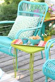 lime green patio furniture. outdoor decorating ideas decorate your patio with bright colors such as turquoise and lime green furniture o