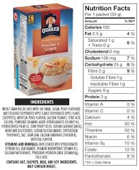 easy weight loss tips that work plain instant oatmeal nutrition