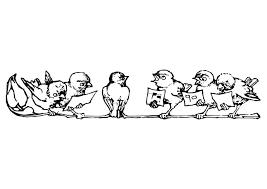 Iets Nieuws Afbeeldingen Vogels Tekeningen Mxz57 Agneswamu