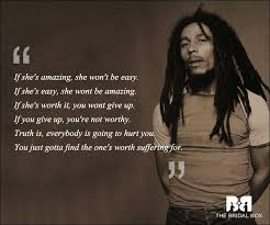 Bob Marley Quotes About Love Enchanting Bob Marley Love Quotes That Give Some Serious Lessons