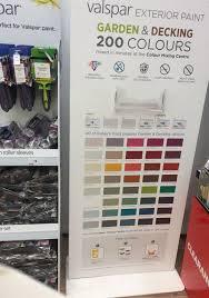 Valspar Paint Colours Now Available In B Q Lovely Colours