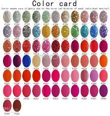 Skin Tone Nail Polish Color Matching Chart Color Nail Polish How To Choose The Right Color Nail Polish