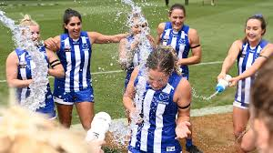 Geelong Cats vs North Melbourne ...
