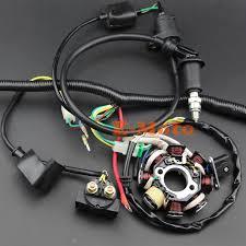 buggy wiring harness loom gy6 engine 125 150cc quad atv electric buggy wiring harness loom gy6 engine 125 150cc quad atv electric start stator 8 coil ngk