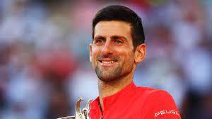 Scary good Novak Djokovic looks ...