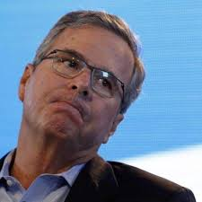 Image result for jeb bush sad face