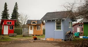 Small Picture Tiny House Places Tiny House Village Fighting Homelessness In
