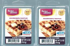 better homes gardens golden maple waffles 1