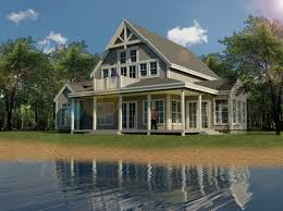 dwelling country house plans with big porch best small home wrap