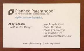 Planned Parenthood Doctors Note Discussions Abby Johnson
