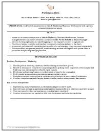 Marketing Resume Format Download. Resume Ms Word Format Model Resume ...