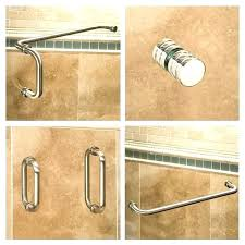 shower door towel bar awesome glass shower door towel bar repair glass shower door towel bar