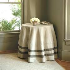 round bedside table cloths round accent table tablecloth dining room metal side table accent round with round bedside table cloths