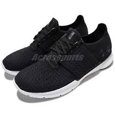 under armour running shoes black and white. image is loading under-armour-slingwrap-ua-black-white-men-running- under armour running shoes black and white i