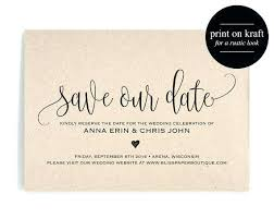 Save The Date Template Word 8 Best Wedding Save The Date Templates Images On Free
