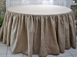 burlap table linens whole beautiful decorative round table linens