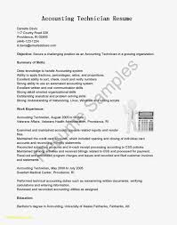 Examples Of Identity Beautiful Cable Technician Resume Examples Best