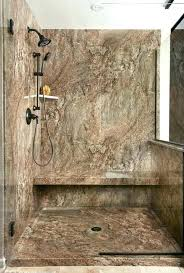 granite shower wall panels amazing the best cultured walls homes interior with regard to installation new