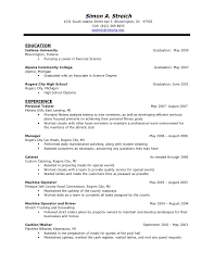 Beautiful Resume For Science Majors Ideas - Simple resume Office .