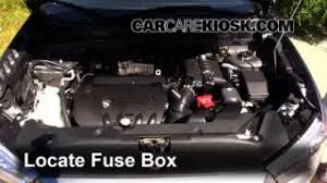 blown fuse check 2011 2016 mitsubishi outlander sport 2013 replace a fuse 2011 2016 mitsubishi outlander sport