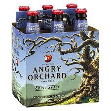 angry orchard hard cider