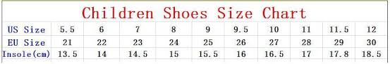 Nike Toddler Shoe Size Chart 2019ra Children Led Sneakers Shoes Canvas Soft Bottom Baby Sport Toddler Shoes Infant Shoes Kids Tennis Shoes From Xiatiandefeng00 11 07 Dhgate Com