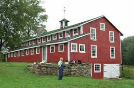 farm barn. Borders Farm Barn