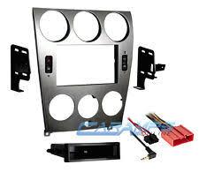 mazda 6 radio kit 2003 2005 mazda 6 car stereo radio dash mounting bezel trim kit w wiring harness
