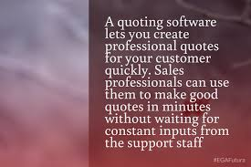 Proffessional Quotes Quoting Software All That You Need To Know Before Selecting