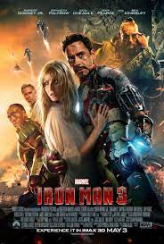 So all avengers lovers waiting for this movie, our site gives you this movie in english, hindi, tamil, telugu. Download Latest Movies Iron Man 3 Poster Iron Man 3 New Iron Man
