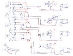 ty s model railroad design planning wiring diagram for all led trackside signals atas snap relays