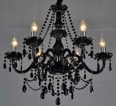 incredible black crystal chandelier black chandelier diy but all for amazing household black crystal chandelier remodel