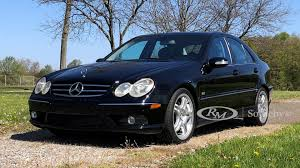 Great style and bang for your buck. 2005 Mercedes Benz C55 Amg Vin Wdbrf76j75f601746 Classic Com