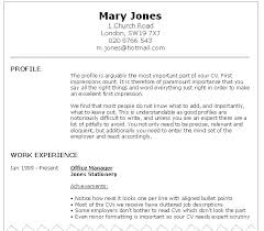 Example Of Great Resumes Enchanting Examples Of A Great Resume Example Of Good Resume Example Of Bad