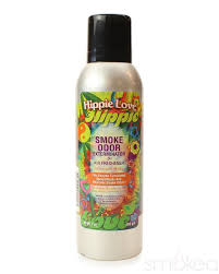 ... Smoke Odor Exterminator Everything Else Hippie Love Smoke Odor  Exterminator 7oz Air Freshener Spray ...