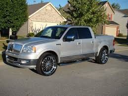 Macfire21 2006 Lincoln Mark LT Specs, Photos, Modification Info at ...