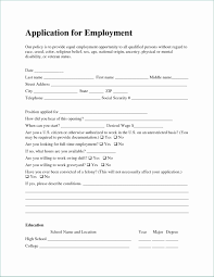 free application templates employment form templates conventional free employment job
