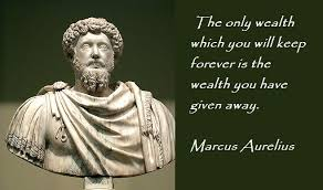 Marcus Aurelius Quotes Enchanting Marcus Aurelius Quotes The Only Wealth Which You Will Keep