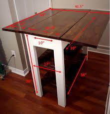 diy kitchen island. DIY Kitchen Island Measurements Diy