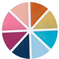 the color wheel has thousands of colors to choose from making the selection process daunting for even the most confident of painters